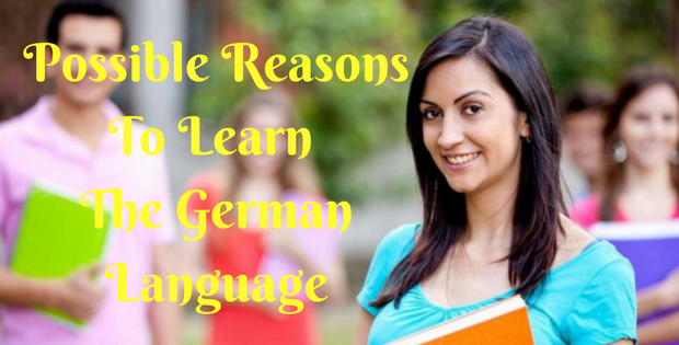 Possible Reasons to Learn the German Language (1)